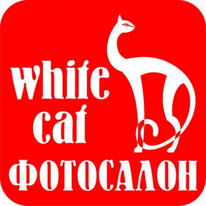 Логотип White cat