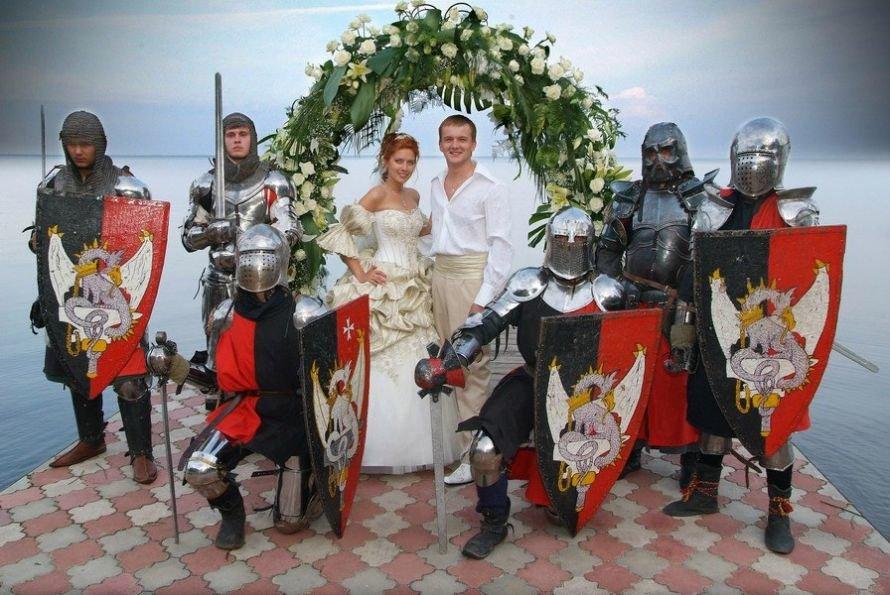 веселая свадьба в Мерлине