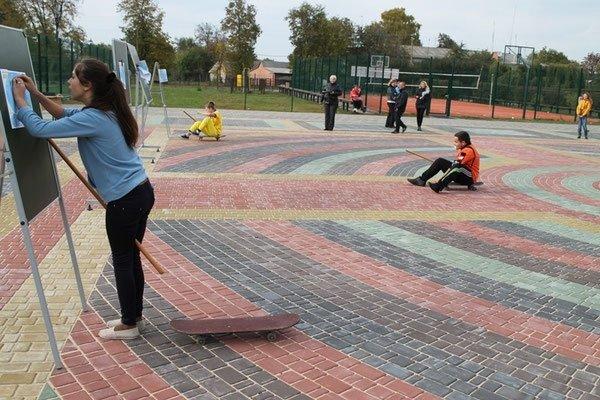 Купить тротуарную плитку в Кременчуге, Бетон Элит