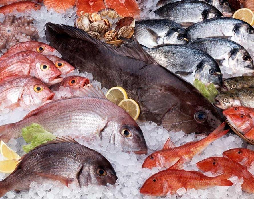 охлажденная и замороженная рыба в Кременчуге