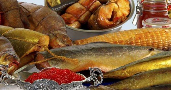 рыбные деликатесы в Кременчуге