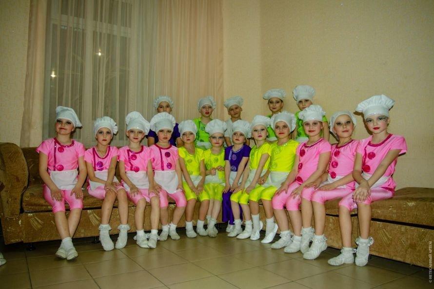 Эстрадно - спортивные танцы в кременчуге