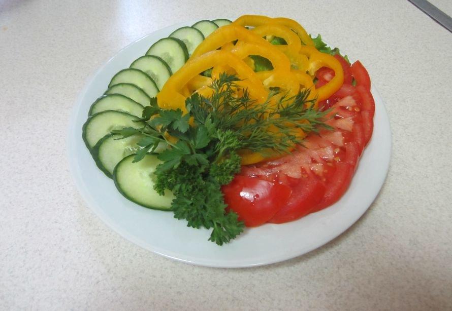 овочева корзина