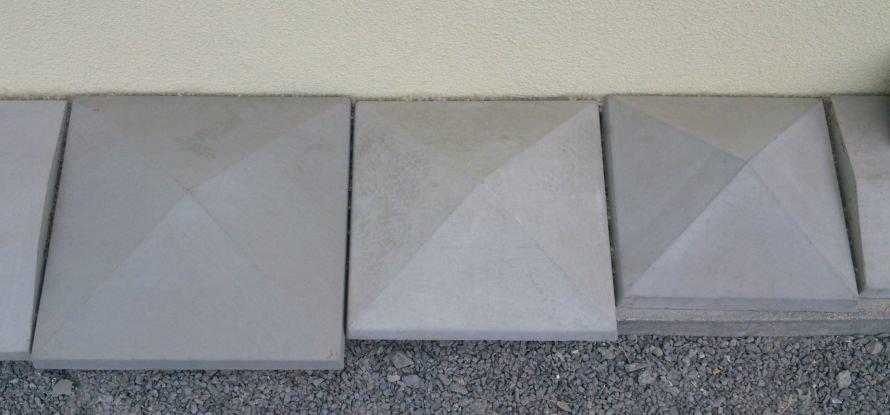 парапеты бетонные бетонит