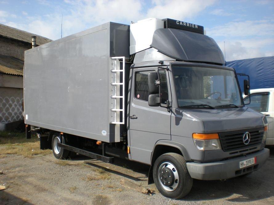 грузовые перевозки Марио в Кременчуге