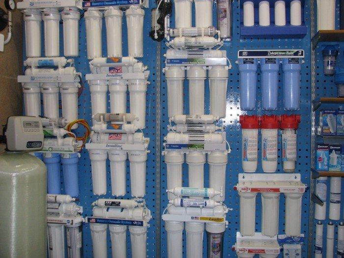 Купить фильтры для воды в Кременчуге, Сантехцентр Оми