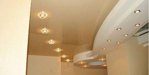 потолочные светильники в Кременчуге,Електросвіт