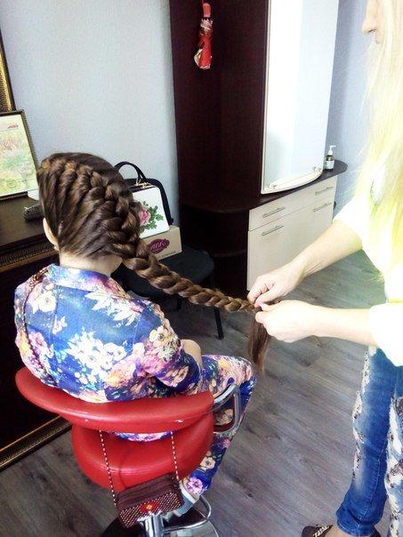Плетение кос в Кременчуге