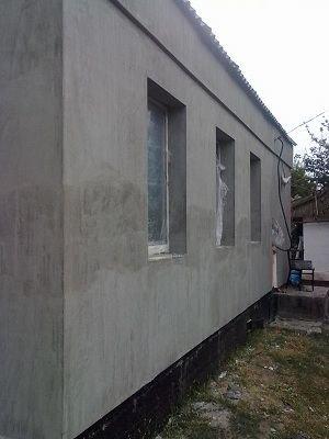утепление домов в Кременчуге