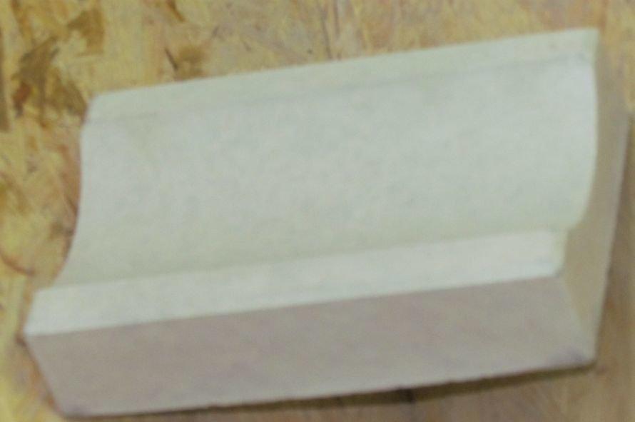 Водозлив малий Бордюр тонкий от производитель Фортеця в Кременчуге
