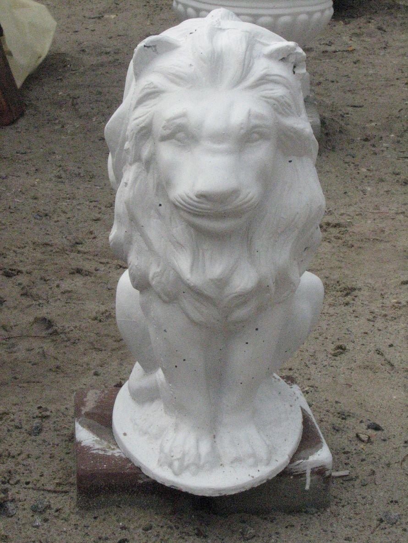 Лев сидячий производитель Фортеця в Кременчуге