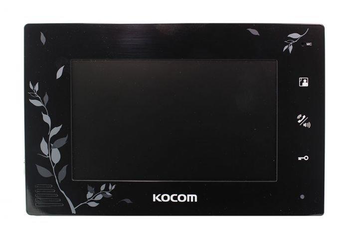 Kocom-KCV-A374LE-black