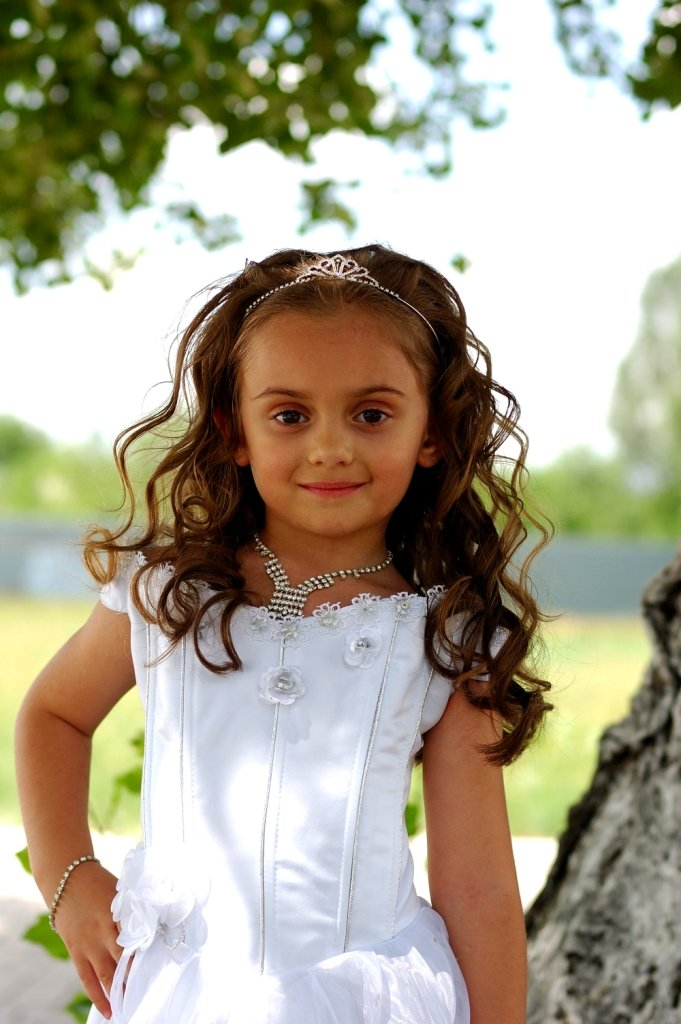 Анна Илиенко 6 лет