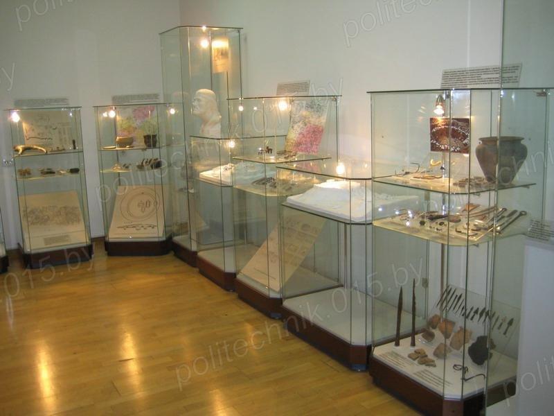 Музейное оборудование Политехник 07