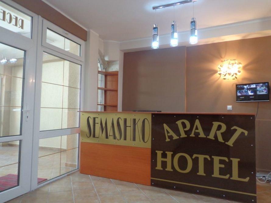 фото апарт отель черногория