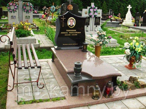 Гранитные памятники - МИР КАМНЯ - Сайт Гродно 015.BY