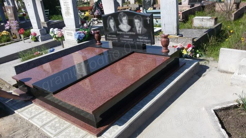 Изготовление памятников из гранита Гродно - ГРАНИТГРОДНО 07