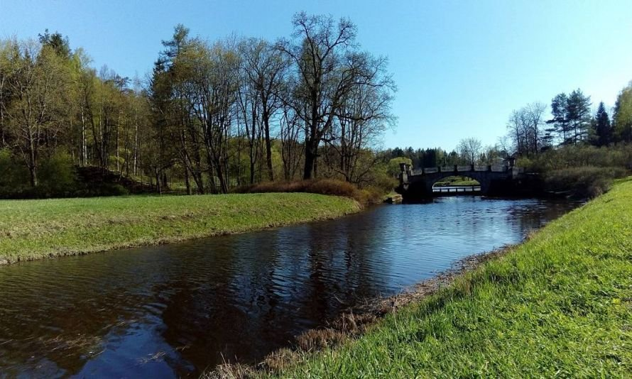 Река Славянка7