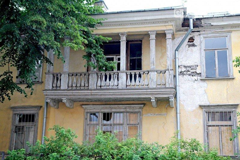 Дом Толстого в Пушкине2