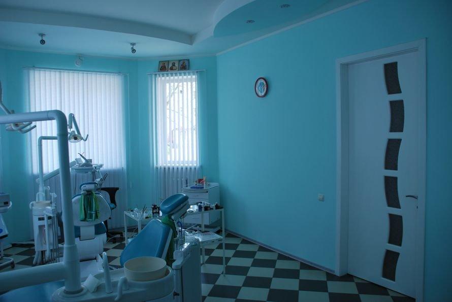Стоматологический кабинет клиники Альфамед