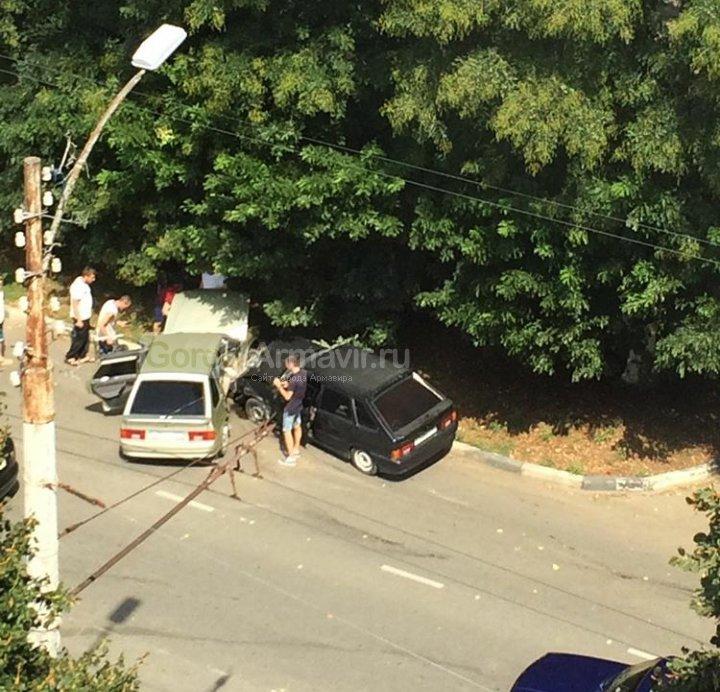 Авария на родине женщину увезли на скорой.jpg1