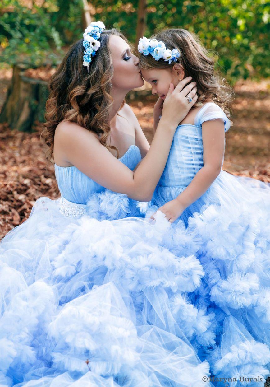 Гапонова Анастасия с дочкой Вероникой