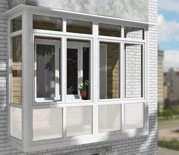 Франц балкон