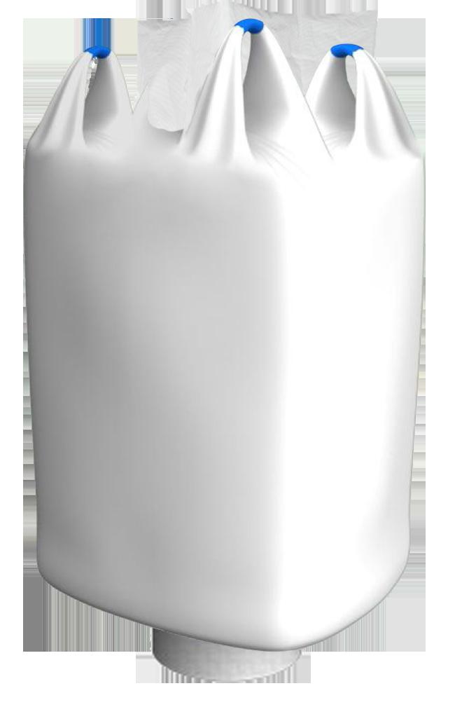 Биг-Бэг четырехстропный верхняя сборка (фартук) нижний люк