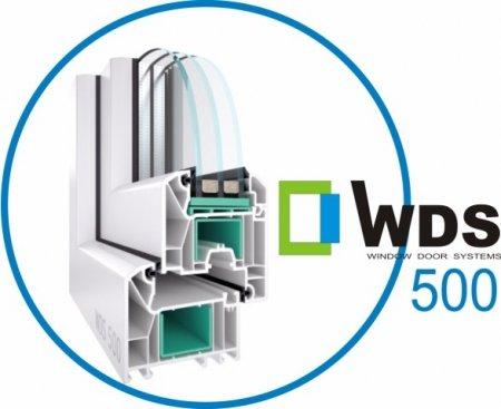 Пластиковые-окна-WDS-500-Киев
