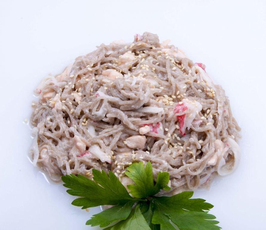 wok - соба с морепродуктами 300г (3)