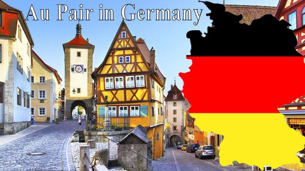 Au pair in Germany
