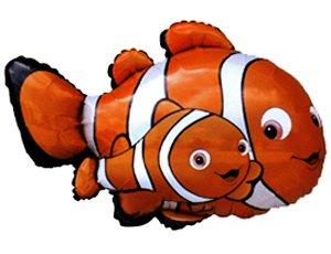 Рыбка клоун Немо Шар Фольгированный 70 грн
