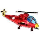 Вертолет Шар Фольгированный 65грн
