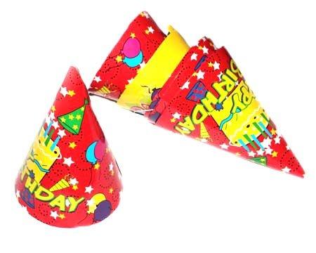 Колпачек карнавальный большой 5 грн  1шт