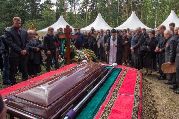 Организация похорон VIP класса