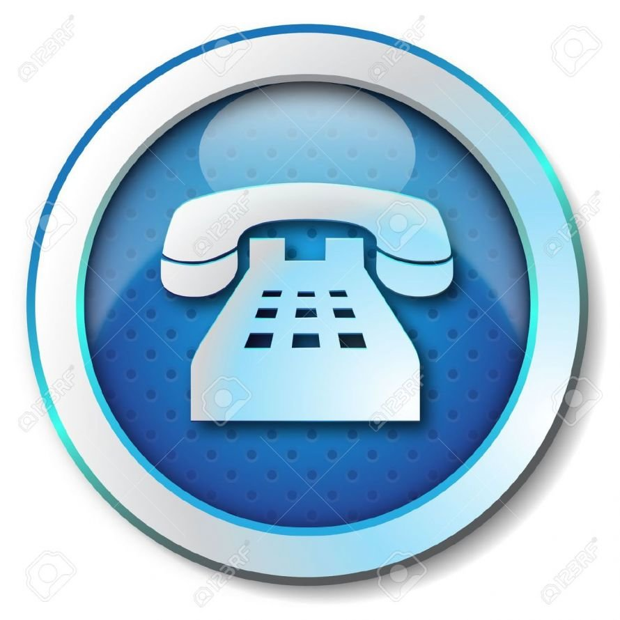 15317052-Telephone-icon-Stock-Photo